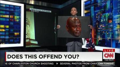 Photo courtesy: http://blacksportsonline.com/home/2015/06/twitter-reacts-to-don-lemon-does-this-offend-you/yes-mj-crying/